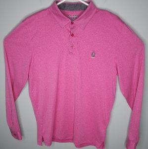 Under Armour Long Sleeve Golf Polo Shirt